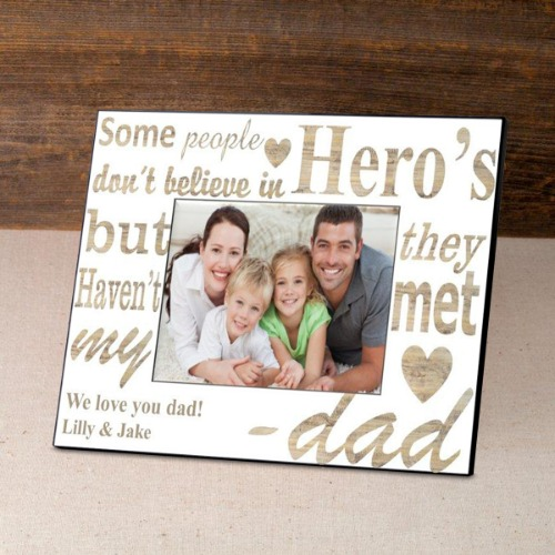 personalized-my-hero-father-s-day-frame-1
