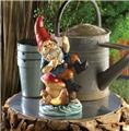 FISHING GNOME SOLAR STATUE (1)