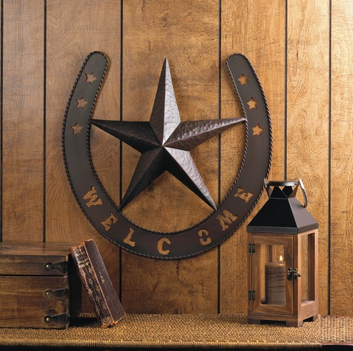 WESTERN STAR WALL DECOR (1)