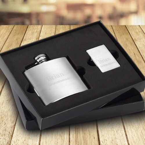 4-oz-brushed-flask-and-lighter-gift-set-1