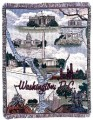 Washington DC Tapestry Throw