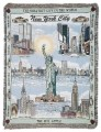New York City Tapestry Throw