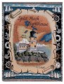 Split Rock Minnesota Lighthouse Tapestry Throw