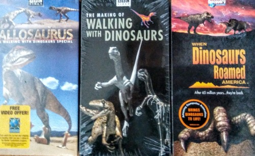 Allosaurus A Walking With Dinosaurs Special Dvd