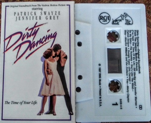 Dirty Dancing Soundtrack Cassette