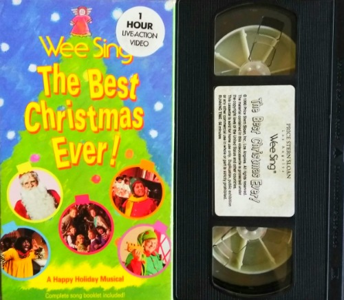 Wee Sing The Best Christmas Ever Vhs.Images Of The Best Christmas Ever Vhs Wee Sing