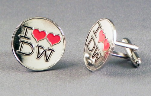 I love dr who cufflinks.jpg