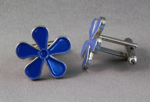 Masonic forgetmenot cufflinks.jpg