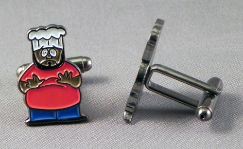 South park chef cufflinks.jpg