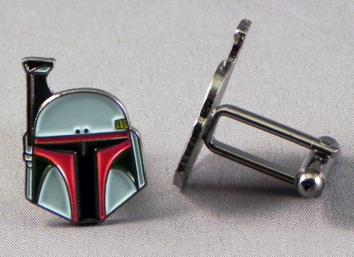 Star wars Boba fett cufflinks.jpg