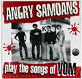 Angry Samoans, I'm In Love With Your Mother-Too Animalistic, Bulge Records 12