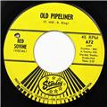 Red Sovine, Old Pipeliner - Peace Of Mind, Starday Records 45- 672
