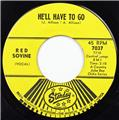 Red Sovine, He'll Have To Go - I'll Step Aside, Starday Records 45- 7037