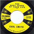 Carl Smith, Mr. Moon - The Best Years Of Your Life, Columbia Records 41290