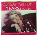 Barbara Mandrell, Years - Darlin, MCA 41162 with Picture Sleeve