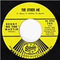 Benny Martin, The Other Me - Stick Your Finger In A Glass Of Water, Starday 705