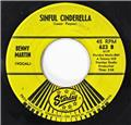Benny Martin, Rosebuds and You - Sinful Cinderella, Starday 45- 623