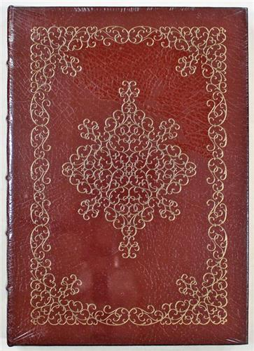 The Essays of Ralph Waldo Emerson 1979 Easton Leather 100 Greatest SEALED