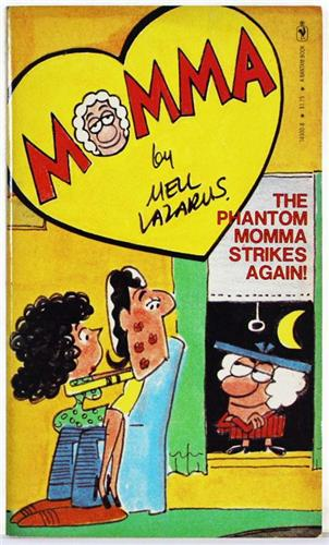 Momma, The Phantom Momma Strikes Again by Mell Lazarus 1981 Bantam Paperback