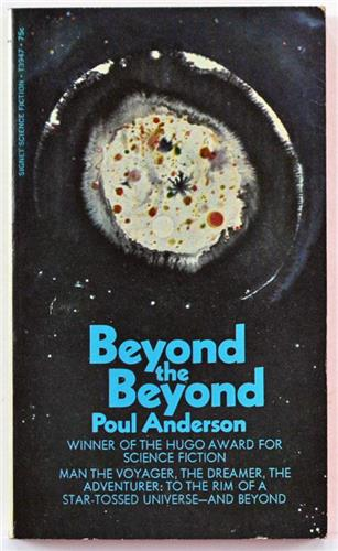 Beyond the Beyond by Poul Anderson 1969 Signet Paperback