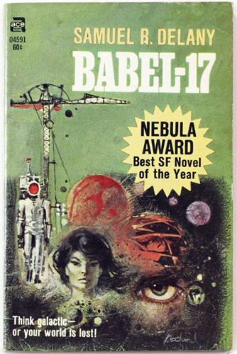 Babel-17 by Samuel R. Delany 1970 Ace Paperback 04591