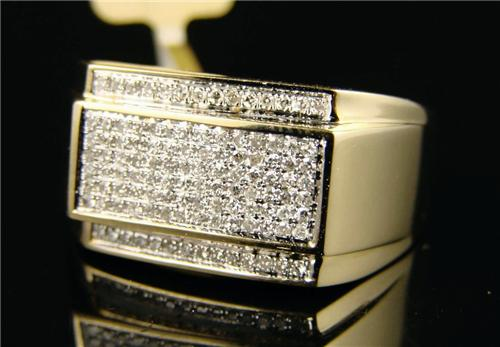 Mens Diamond Wedding Rings
