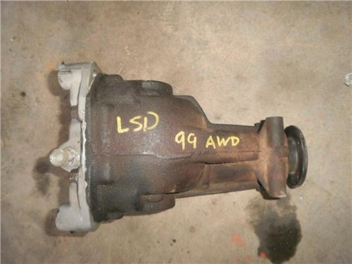 95-99 Mitsubishi Eclipse Eagle Talon AWD LSD Manual Transmission Rear End Differential 2g TSI