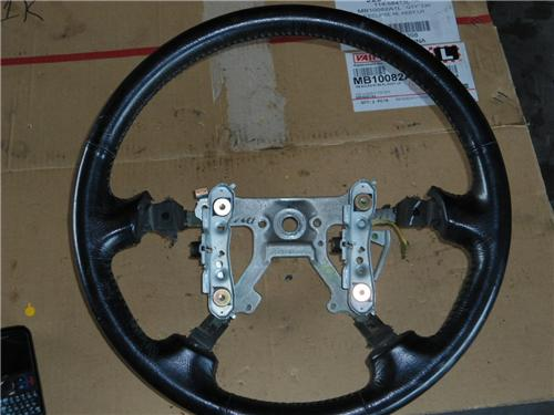 91-99 Mitsubishi 3000GT 3000 GT Dodge Stealth Black OEM Steering Wheel 92 93 94