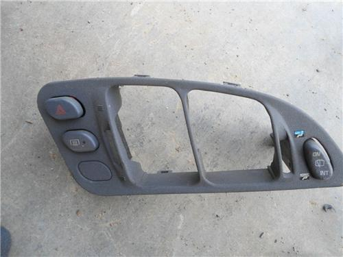 95-99 Eclipse Talon Avenger Sebring Gray Grey Center Vent Switch Bezel 2g
