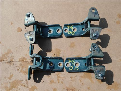 00-05 Mitsubishi Eclipse OEM Front Door Hinges Hinge Set 3g 01 02 03 04