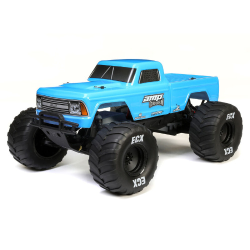 Electrix ECX03048 1 10th Scale RTR AMP CRUSH MT, 2WD Electric RC Monster Truck #1