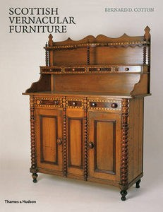 Scottish Vernacular Furniture by Bernard D. Cotton