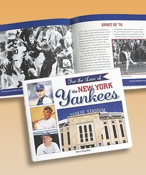 New York Yankees Collectible Book.jpg