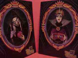 Disney Villains Snow White Hag Post Card