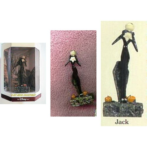 Jack Pumpkin King NMBC Nightmare Before Christmas Disney miniature