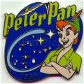 Disney Peter Pan dated on pin is 1953 pinpins