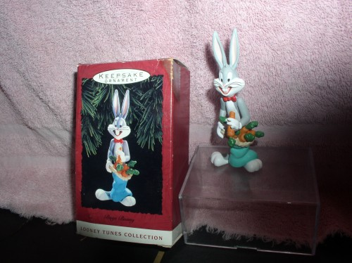 Bugs Bunny Looney Tunes Collection Hallmark Keepsake dated 1993 Ornament