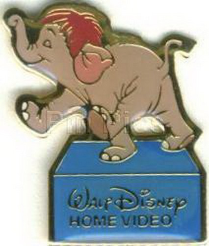 Disney Jungle Book Baby Elephant Hathia Junior Event Pinpins