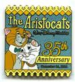 Duchess-O'Malley WDW The Aristocats 35th Anniversary Authentic NO card LE Disney