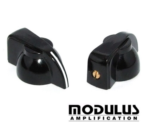 CHICKEN HEAD KNOB -BLACK