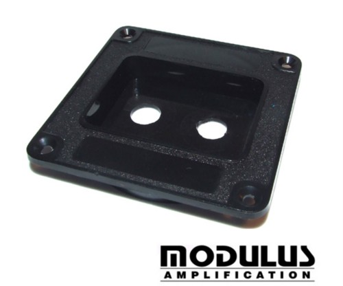 CABINETS JACK TRAY - BLACK PLASTIC
