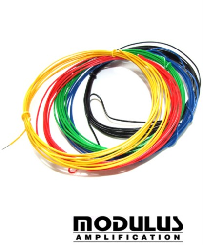 CABLE WIRE-1000V-MULTI PACK 5 x 3M LENGTHS - SOLID CORE