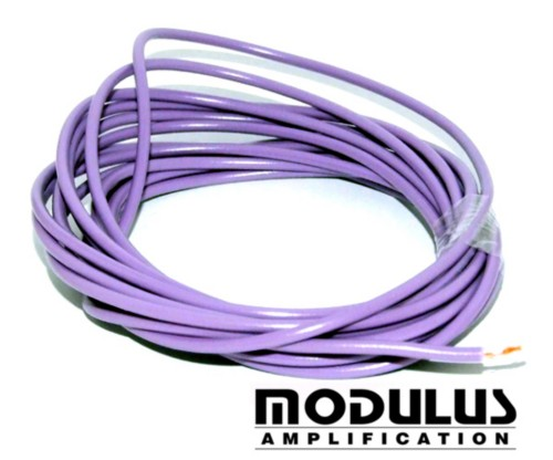CABLE WIRE-600V VIOLET 22awg-11Amp-3 METRES