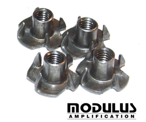 T NUTS - M5 - 4 PACK