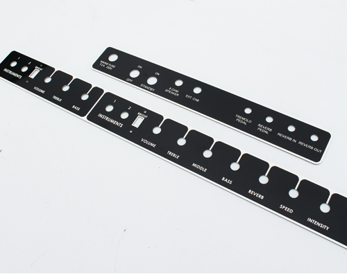 315541151bf Super Reverb Faceplate Set - Blackface style - Select Your Colour ...