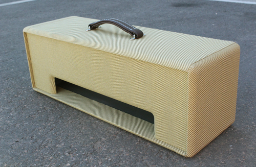 tweed jtm45 head cabinet