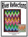 River Reflections    Pieced Quilt Pattern   2 Sizes