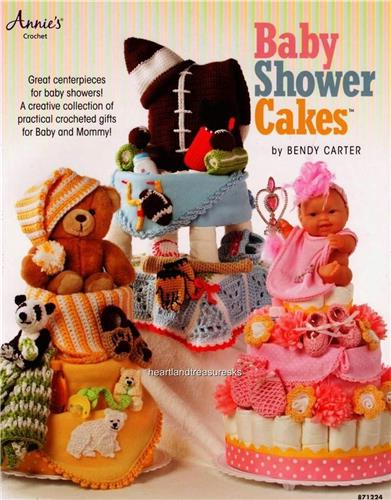 Baby Shower Cakes  Annie's Crochet Pattern Booklet