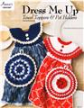 Dress Me Up Towel Toppers & Pot Holders Kitchen Set  Crochet Pattern Leaflet