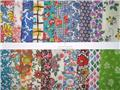 "Vintage Feedsack Fabric   20 ~  5"" Square  Charm Bundle  No Duplicates"